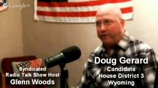 Doug Girard Candidate House Dist 3 Wyoming
