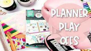 Planner Play Offs : Shay Budgets vs E.Michelle   Round 1   Plan With Me