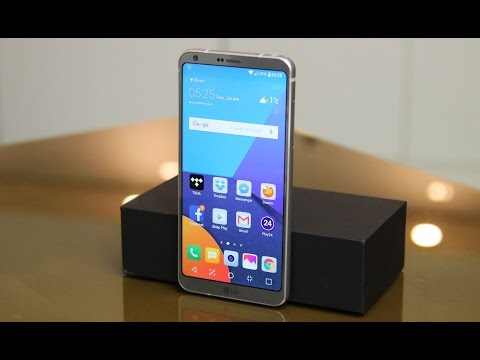 LG G6 -