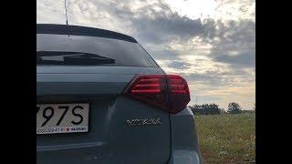 Suzuki Vitara 2019 FL Test PL Pertyn Ględzi