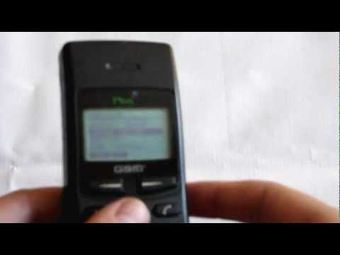 Hagenuk Duet - Global Handy (classic cellphone)