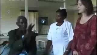 Moya Brennan In Rwanda (RTÉ Report)