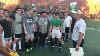 2018-2019 Coach Ciuca Soccer Era Begins