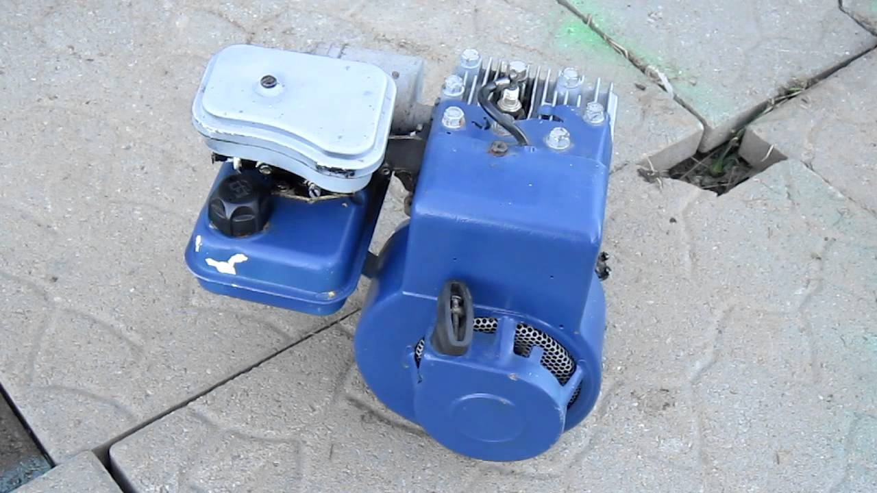 1976 Briggs And Stratton 25hp Fully Restored Youtube Engine Diagram