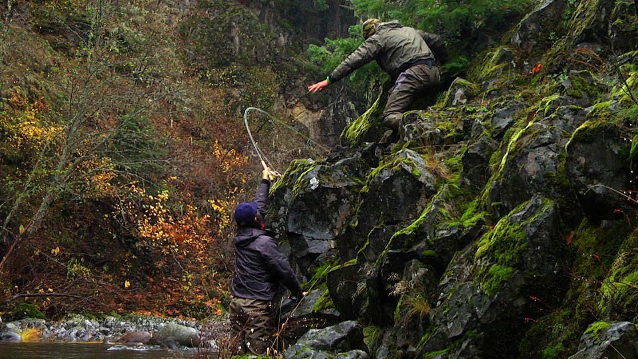 fall run by todd moen - steelhead fly fishing - youtube, Fly Fishing Bait