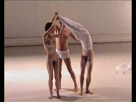 INtime / EXtime MORE et encore - Alain Buffard