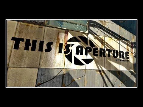 Portal - This Is Aperture [instrumental]
