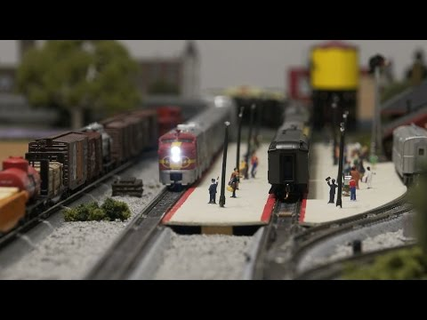 Robert Ruggles' N-Scale Railroad