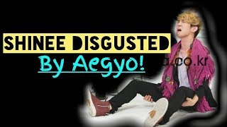 SHINee Disgusted By AEGYO 😂😂