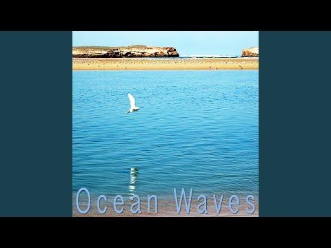 Ocean Waves Oscillating Rhythm 1 Hour