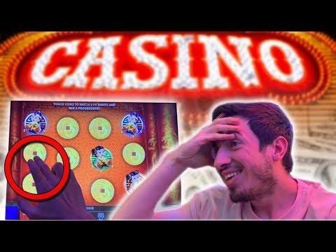Gane $4000 En Un Casino Jugando Esta Maquina