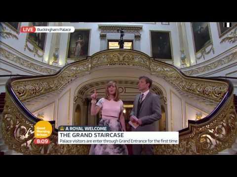 Oil Paintings - Inside Buckingham Palace | Good Morning Britain