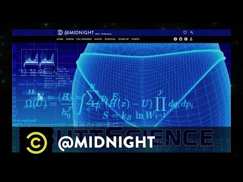 #HashtagWars - #ButtScience - @midnight with Chris Hardwick