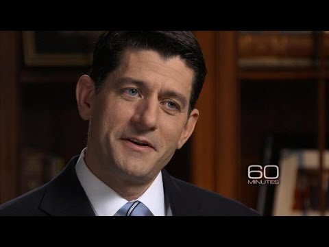 "Scott Pelley on ""60 Minutes"" interview with Paul Ryan"