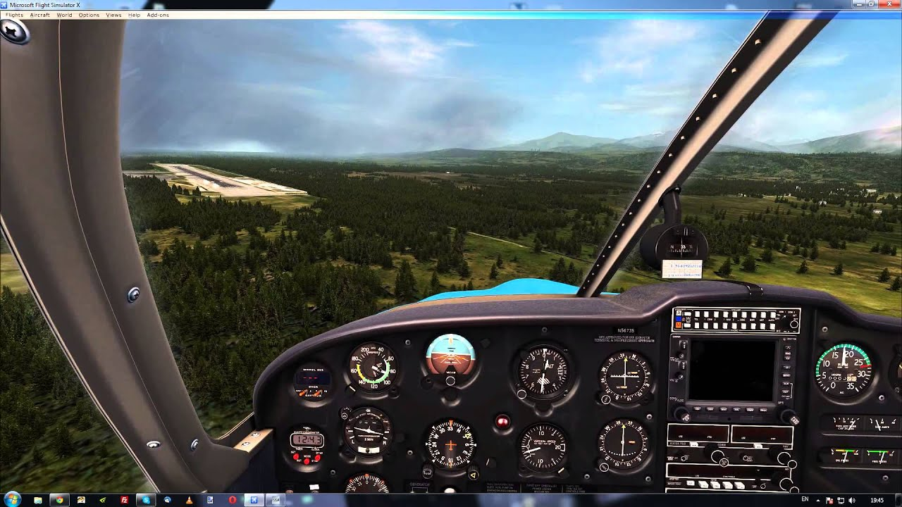 how to change video settings in fsx
