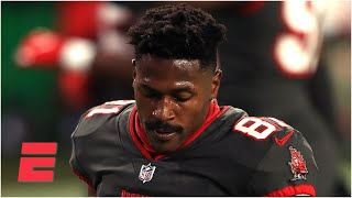 Keyshawn, jwill and zubin discuss the impact antonio brown has had on tom brady buccaneers' offense. tampa bay a 1-3 record since ab joined.#nfl✔...
