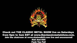 CMS HIGHLIGHT – Interview with Keel Vocalist Ron Keel – 12/13/08