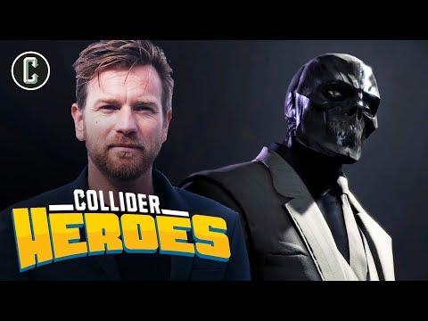 Ewan McGregor Dons the Black Mask in the Birds of Prey Movie - Heroes