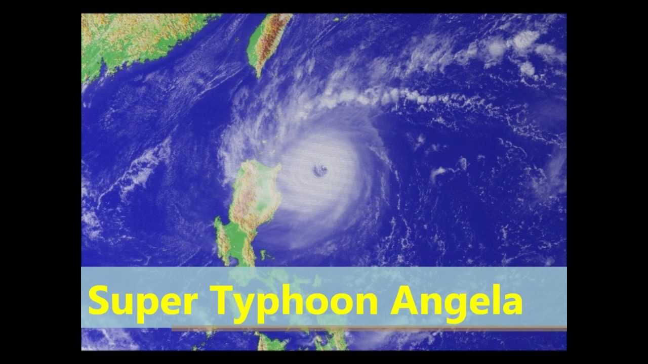 Image result for image of typhoon ANGELA