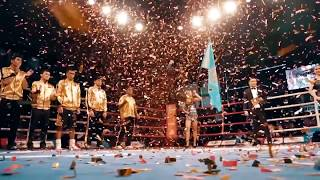 «Astana Arlans» VS «Patriot boxing team»