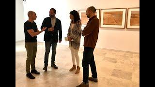 Los artistas Guerrero y Munuera cruzan diálogos en el Herreriano