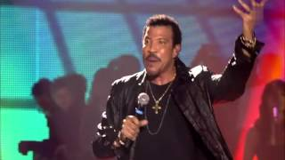 Lionel Richie - All night long 2013