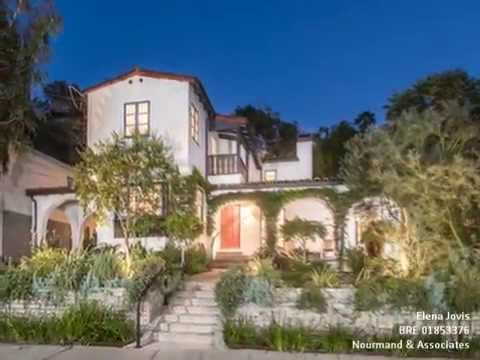 ELENA JOVIS REAL ESTATE - LOS FELIZ THE OAKS PROPERTY FOR SALE