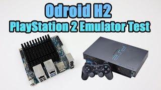 Odroid H2 PS2 Emulator Test - PCSX2