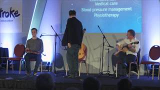 Snapshots of a stroke recovery- Pieter Egregia Thumbnail