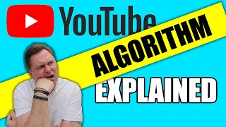 UNDERSTANDING THE YOUTUBE ALGORITHM: as small YouTuber in 2020