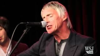 Paul Weller Performs
