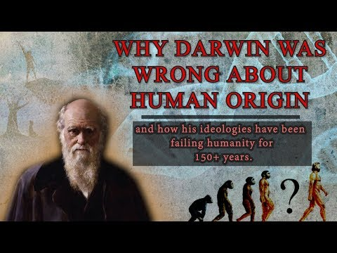 Darwin Was Wrong | A New Empowering Story Of Human Origin