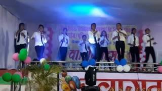 SAAYA JHULE GUIYA RE | NAGPURI DANCE | GIRLS