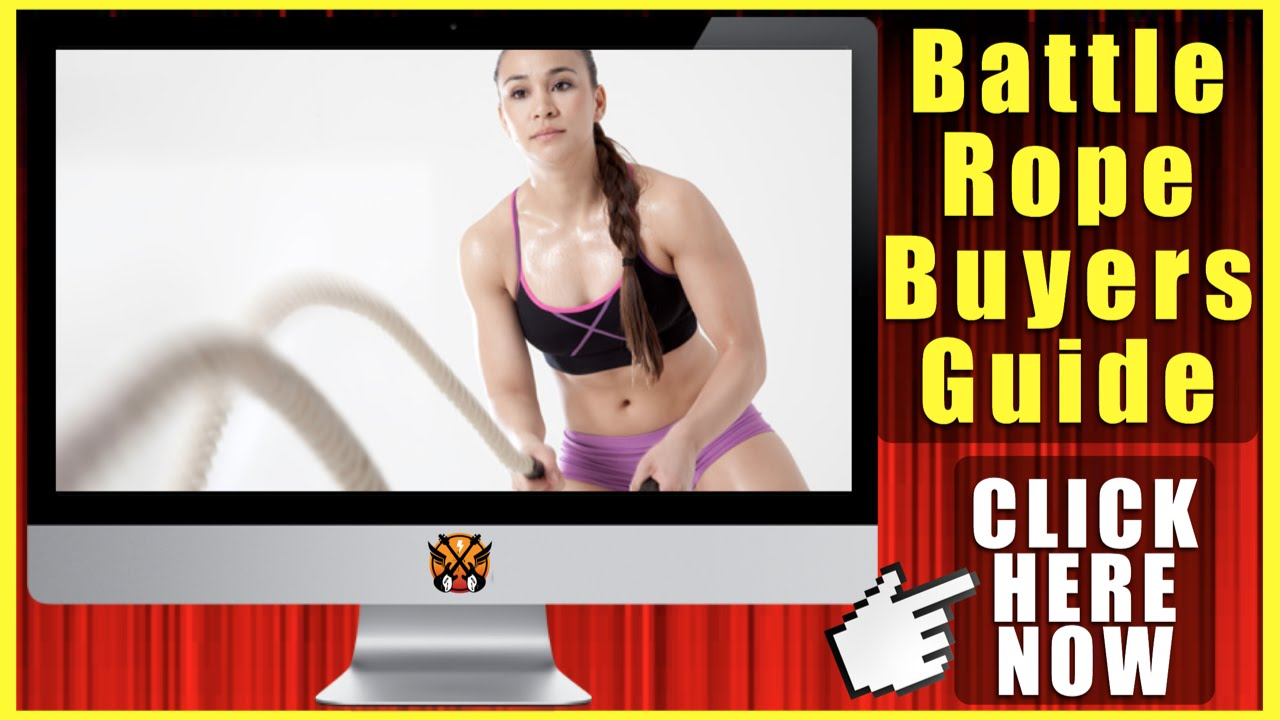 Battle Rope Buying Guide - Where To Buy & Right Size For You - YouTube