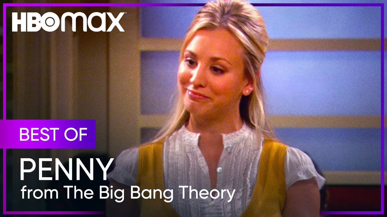 The Big Bang Theory | Best of Penny | HBO Max