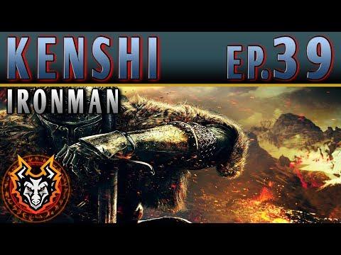 Kenshi Ironman PC Sandbox RPG - EP39 - THE HOLY WAR