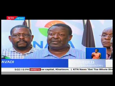 NASA postpones the much-awaited swearing-in ceremony of Raila Odinga