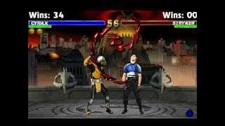 Прикольные фаталити из Mortal Combat 3