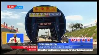 Video Second phase of the standard gauge railway project linking Nairobi and Naivasha to begin download MP3, 3GP, MP4, WEBM, AVI, FLV Oktober 2018