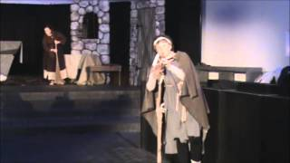 Opening Scene of Amahl and the Night Visitors