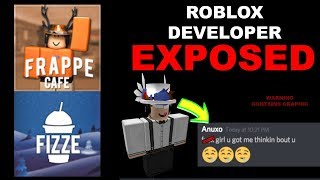ROBLOX Frappe Builder und Fizze Owner EXPOSED