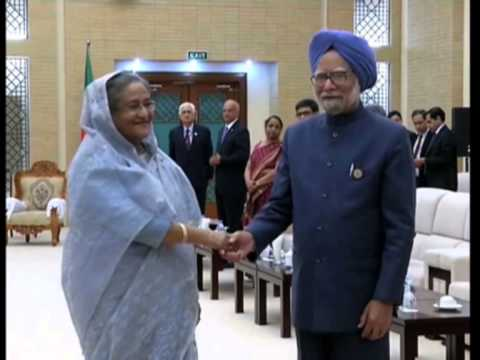 Indian PM Meets Sri Lankan President, Bangladeshi Counterpart In Myanmar To Foster Economic Ties