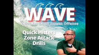 Wave - Quick Hitters, Zone Attack and Drills