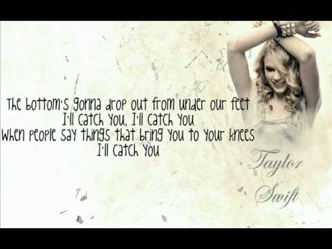 Taylor Swift - Jump Then Fall (LYRICS).wmv