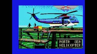 North Sea Helicopter MSX1 Aackosoft 1987