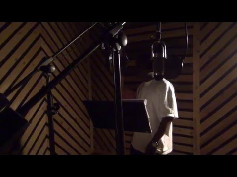 Bone Thugs Studio - Chris Poole & Krayzie Bone (NEW TRACK!!! HOT!!)