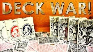 Deck War - Split Spades Vs White Lions Series B [HD]