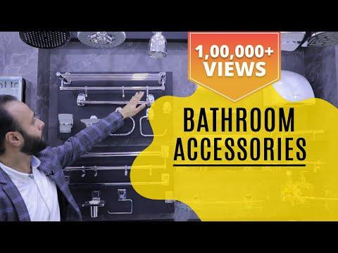 How To Choose Bathroom Accessories | Woodofa