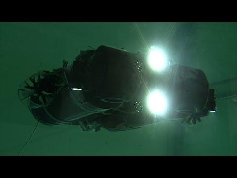 DAGON: In the underwater lab