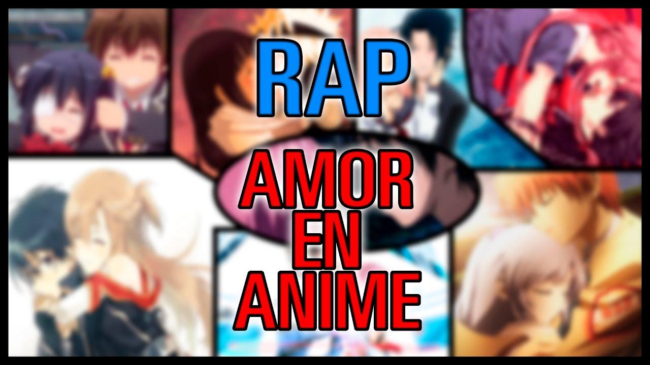 Sharkness - Rap Amor en Anime (con Asuna)